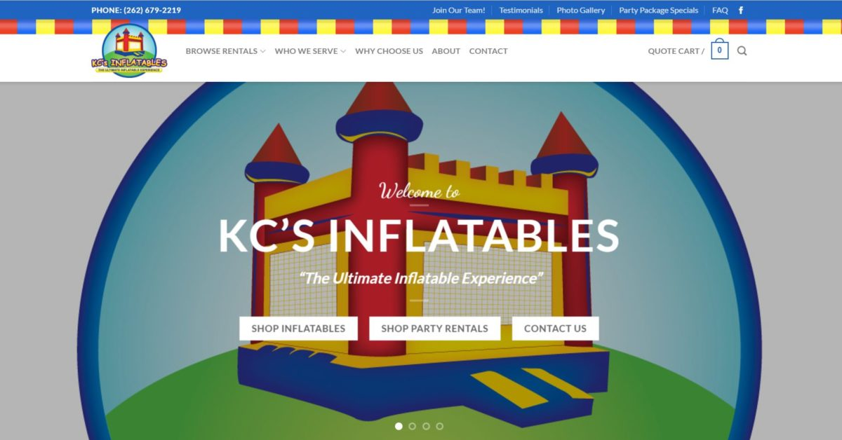 KC's Inflatables
